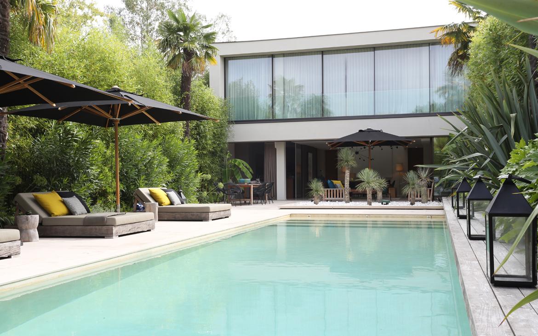 Architecte interieur particulier bordeaux paris for Maison contemporaine bordeaux