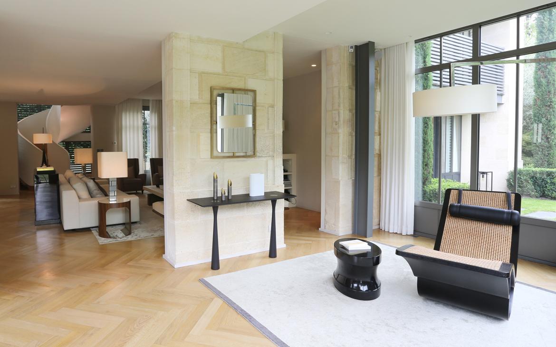 Architecte interieur particulier bordeaux paris for Maison architecte interieur