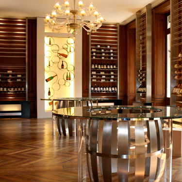 BORDEAUX SHOWROOM WINE MERCHANT, 2006